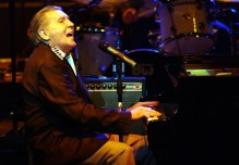 Jerry Lee Lewis In Concert